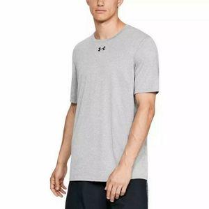 UNDER ARMOUR UA Locker 2.0 Grey T-Shirt Mens 4XL
